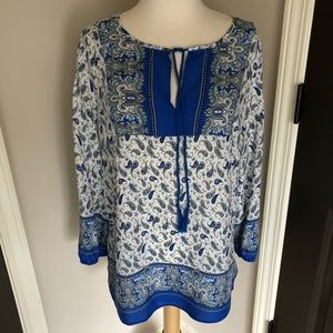 Grand and Green tunic size M